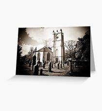 Church 3 Greeting Card
