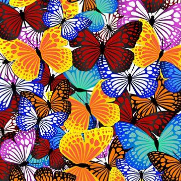 Butterflies by tees4u