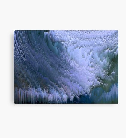Frozen world. II Metal Print