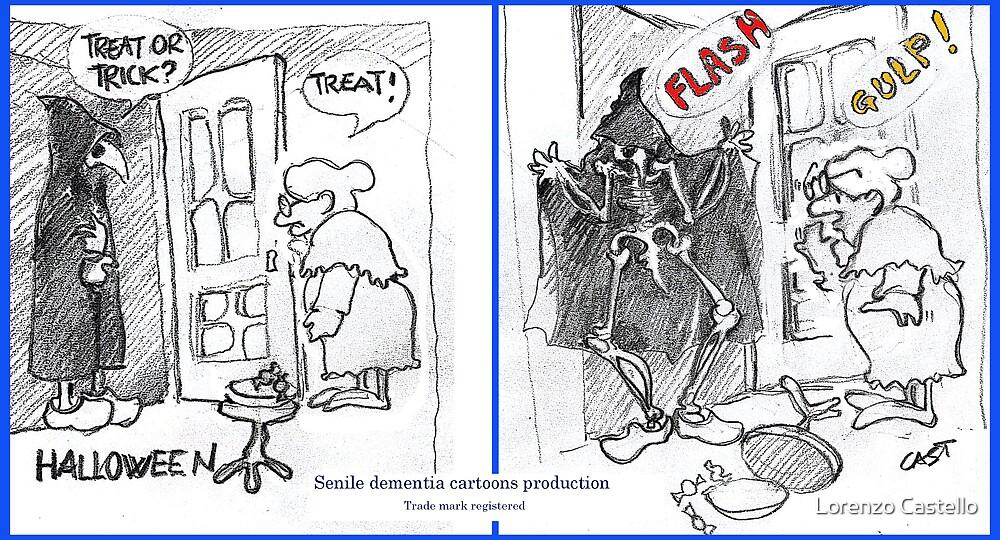 Trick or treat by Lorenzo Castello