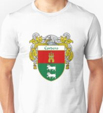 Cordero Coat of Arms/Family Crest Unisex T-Shirt