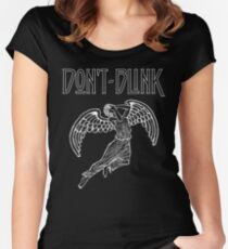 Angels World Tour Women's Fitted Scoop T-Shirt