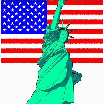 Liberty by tees4u