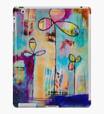 Following Flora iPad Case/Skin
