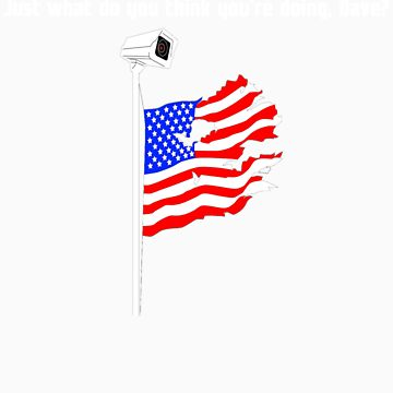 The United states of surveillance by Sieell