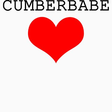 Cumberbabe Dark Heart by cuteincarnate