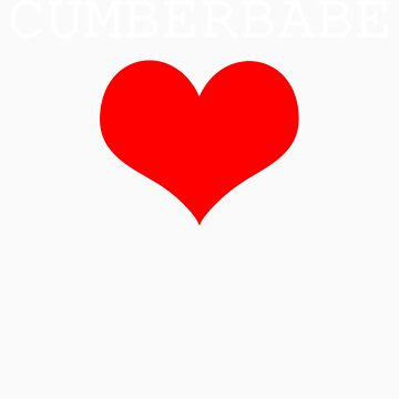 Cumberbabe Light Heart by cuteincarnate