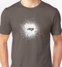 North Carolina Equality White Unisex T-Shirt