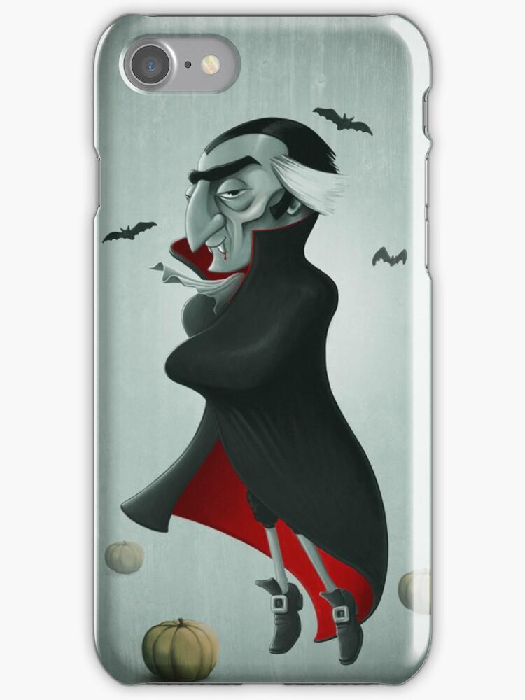 Halloween Vampire by jordygraph