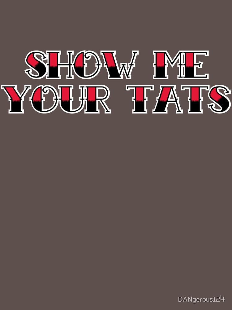 Show me your tats