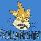 Squanchin' by Ben Rhys-Lewis