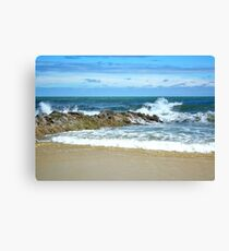 Pawleys Island Beach Canvas Print