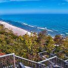 Beach Steps by James Meyer