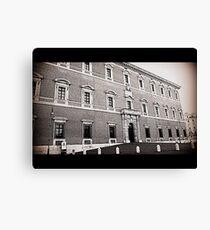 historic building Canvas Print