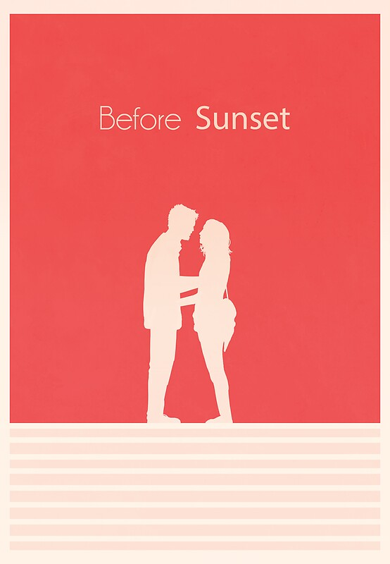"""""""Before Sunset"""" Posters by Messypandas 
