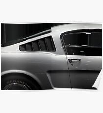 Ford Mustang Fastback - 5D20339 Poster