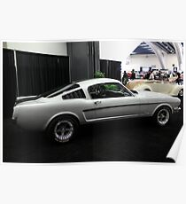 Ford Mustang Fastback - 5D20374 Poster