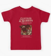 Caverns & Rabbits Kids Tee