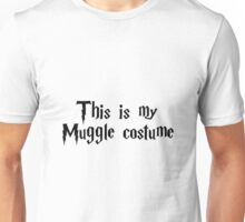 Muggle Costume Unisex T-Shirt