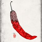 Wabi Sabi Chilli by Ron C. Moss