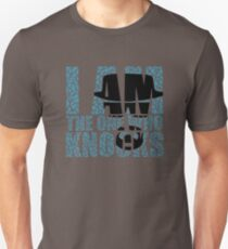 I Am The One Who Knocks (Breaking Bad) T-Shirt