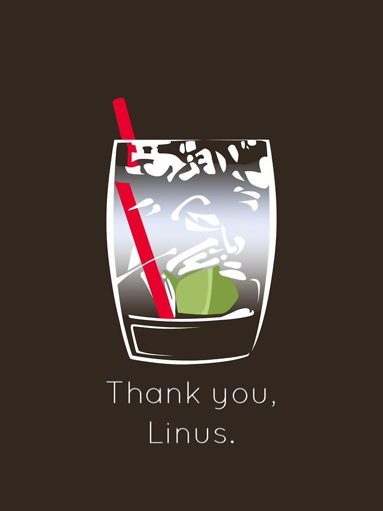 Gracias, Linus de RCPXX