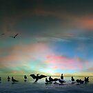 Dusk On The Water by Igor Zenin