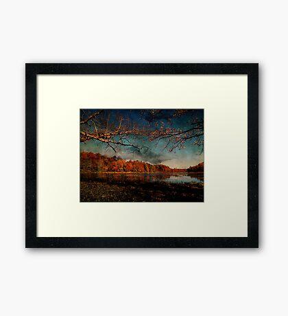 Universal Radiance Framed Print