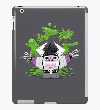 Eduardo Scissorhands iPad Case/Skin