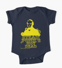 Charles Darwin was a yellow punk One Piece - Short Sleeve