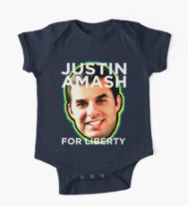 Justin Amash Michicagn Republican Libertarian Kids Clothes
