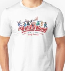 Walley World - Full Character Family Logo Unisex T-Shirt