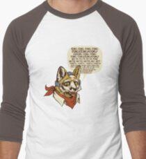What Does the Star Fox Say? Men's Baseball ¾ T-Shirt