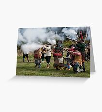Sealed Knot Greeting Card