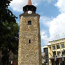 The clock tower by Maria1606