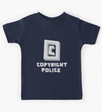 Copyright Police Kids Clothes