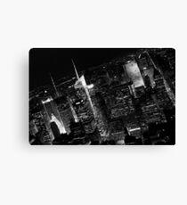 Lienzo Manhattan skyscrapers