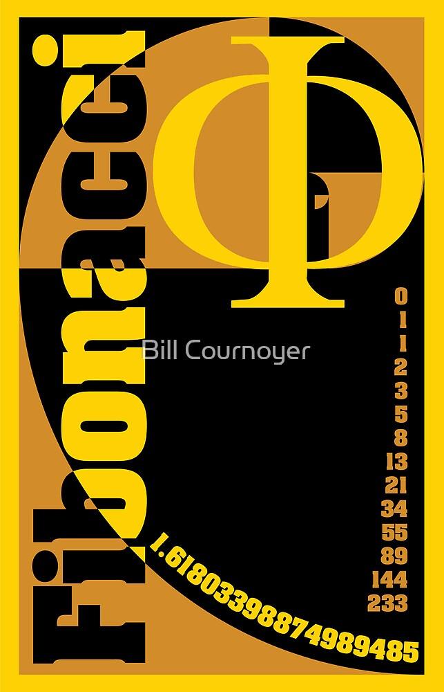 Fibonacci by Bill Cournoyer