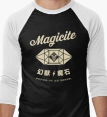 Magic Stone Men's Baseball ¾ T-Shirt