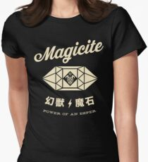 Magic Stone Womens Fitted T-Shirt