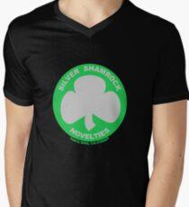 Silver Shamrock Novelties Men's V-Neck T-Shirt