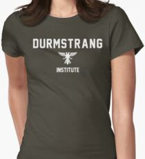 Durmstrang - Institute - White Womens Fitted T-Shirt