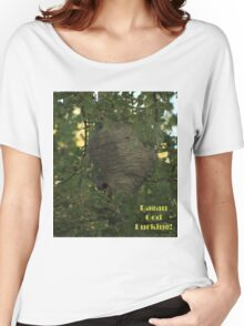 Pagan God Lurking! Women's Relaxed Fit T-Shirt