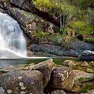 Lady Bath Falls by Mark  Lucey