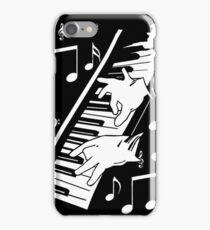 music man iPhone Case/Skin