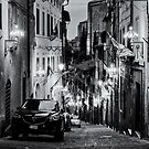 Street Lights by Bryan Peterson