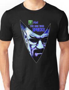 I am the one who Spocks Unisex T-Shirt