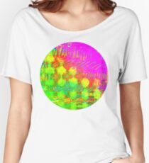 digital Color mix Women's Relaxed Fit T-Shirt