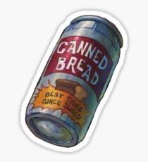 Canned Bread Sticker