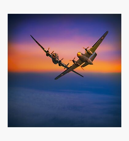 Dassault Flamant Photographic Print